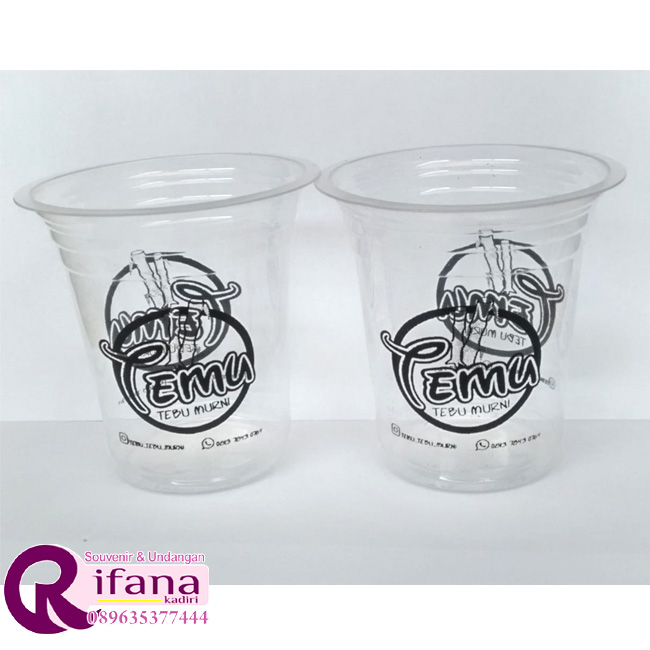 gelas sablon cup